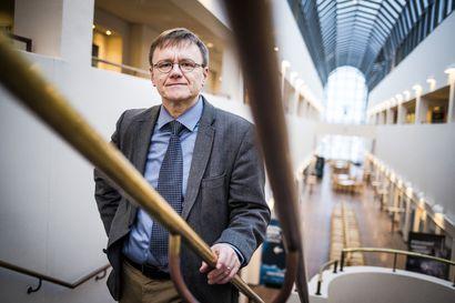 Tutkijan katse pilvilinnojen taakse – Arktisessa keskuksessa juhlitaan tasavuosia, johtaja Timo Koivurova uskoo talousahdingon olevan ohi