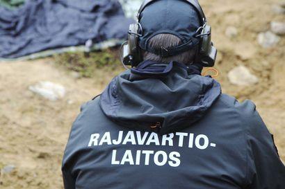 Rajavartiosto otti suomalaismiehen kiinni rajavyöhykkeellä Kuhmossa – miestä epäillään valtionrajarikoksesta