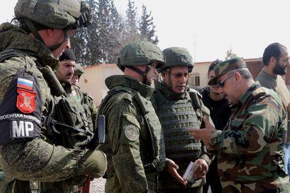 Salaperäisellä pietarilaisklinikalla hoidetaan haavoittuneita palkkasotilaita, joiden osallistumisen taisteluihin ulkomailla Venäjä kiistää