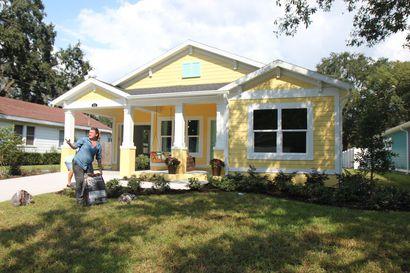 Oma talo valmiiksi kolmessa kuukaudessa – amerikkalaissarja on positiivinen yllätys