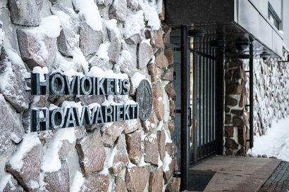 Rovaniemen viikinkikirvesmurhasta tuomitun miehen elinkautinen pysyi hovioikeudessa