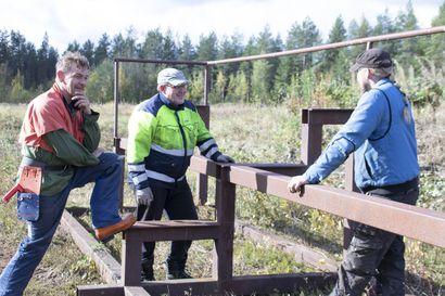 Siikalatvan Urheiluautoilijoilla ja Uljuan Moottoriradalla juhlavuosi – Siikalatvan kunta tarjoaa yleisölle vapaaliput lauantain jokkiskilpailuun