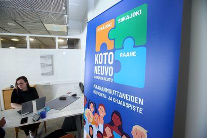 Lakisääteinen kotouttamisohjelma pyrkii käytännöllisyyteen Raahen seutukunnassa
