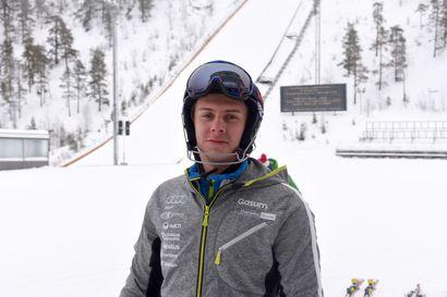 Kuusamolainen pujottelee Levin maailmancupissa – Miikka Mankisen kauden päätavoitteet löytyvät Eurooppacupin puolelta