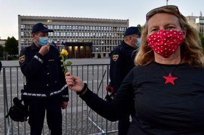 Slovenia julisti koronaepidemian olevan ohi ensimmäisenä Euroopassa