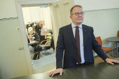 Antti Pelttari jatkaa Suojelupoliisin päällikkönä seuraavan viisivuotiskauden