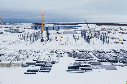 Korona on pysynyt kurissa Pyhäjoella – Ydinvoimalatyömaan majoituskylässä on todettu tänä vuonna kaksi uutta tartuntaa