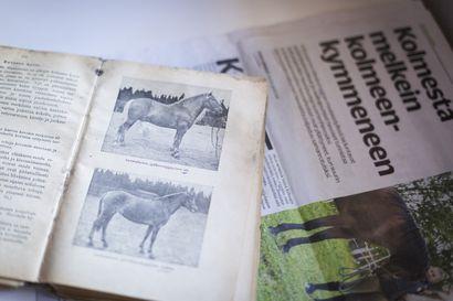 Juttu suomenhevosista innosti Alpo Ronkaista kertomaan isästään – ratsusotilaita eli rakuunoita löytyi myös Kuusamosta
