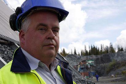 Kevitsan kaivoksen johtaja vaihtuu – Henrik Grind on tuttu Pahtavaarasta