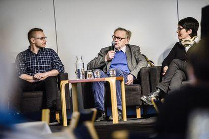 Arvokas vanhuus syntyy tuesta ja hellyydestä – Rovaniemen teatteri haluaa herättää yhteiskunnallista keskustelua vanhushoivasta ja työssäjaksamisesta