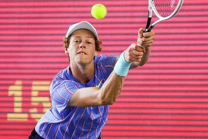 Tenniksen ATP-kiertueen paluukisaksi suunniteltu Washingtonin turnaus peruttiin