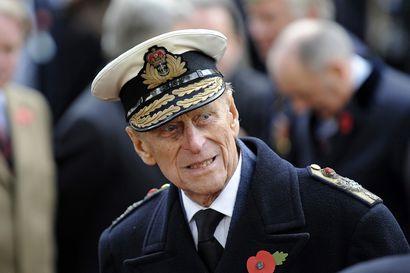 Prinssi Philip on kuollut 99-vuotiaana