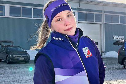 Anni Salmela hiihtosuunnisti Suomen mestariksi