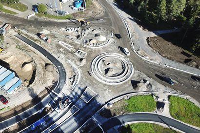 Kurenalan tieremontti 5,7 miljoonaa euroa – kaupunki vastaa liikennejärjestelyjen kuluista täysimääräisesti