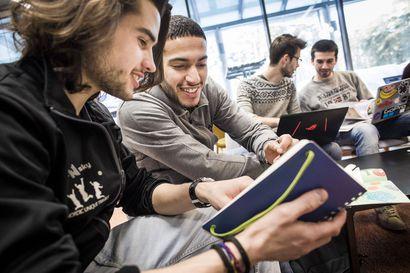 Rovaniemellä haetaan ystäviä ulkomaalaisille opiskelijoille