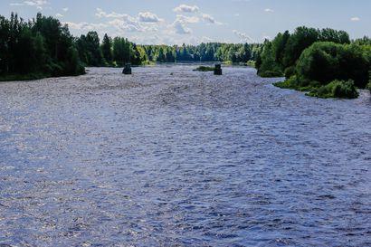Joet virtaavat nyt runsaina –Järviin tehdään lisää tilaa tulvien välttämiseksi