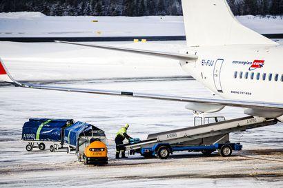 IS: Norwegian kiristää sääntöjään käsimatkatavaroista – jatkossa edullisimpaan lipputyyppiin kuuluu vain yksi käsimatkatavara