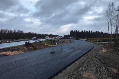 Pohjois-Ii–Olhava -ohituskaistaurakan valtatiesiltojen työt käynnistyvät