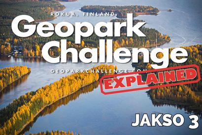 """Katso kolmas jakso – Rokua Geoparkin Vesa Krökki tarjoaa kattavasti tietoa geoparkeista: """"On helpompi katsoa maailmaa, kun tuntee oman kotipesänsä"""""""