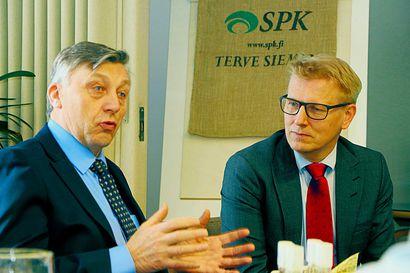 Tyrnävän hyväksi – Pitkän linjan kuntapoliitikko Tauno Uitto toivoo päätöksentekoon rakentavaa  asennetta ja toisten arvostamista