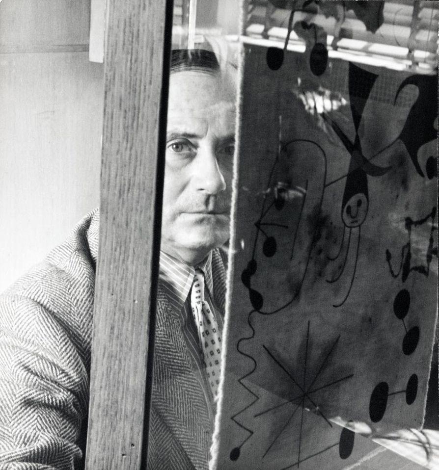 Katalonialainen kuvataiteilija Joan Miró (1893–1983) halusi olla taiteessaan vapaa, eikä piitannut säännöistä tai ismeistä.