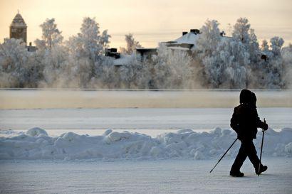 Oulun yliopiston tutkimus: Kylmässä koetut sydän- ja hengitystieoireet ennustavat sairastavuutta ja kuolleisuutta