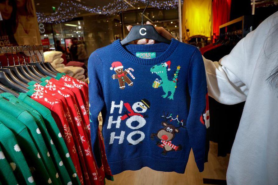 Rumat Joulupaidat