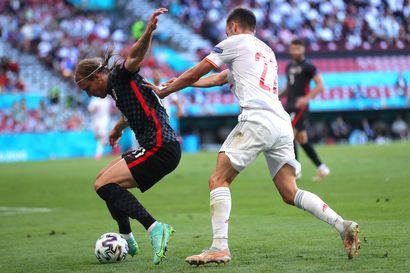 Kroatia ja Espanja järjestivät kahdeksan maalin näytöksen – Espanja eteni puolivälieriin