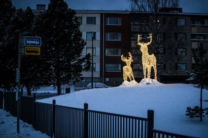 """""""Tällaisia lisää kaupunkiin!"""" – Uudet valoporot keräävät kiitosta rovaniemeläisiltä"""