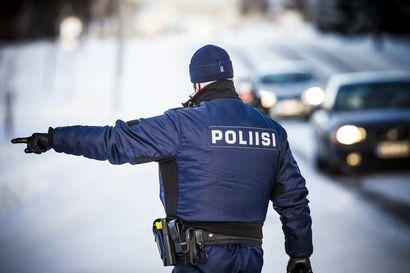 Törkeästä rattijuopumuksesta epäilty määrättiin heti väliaikaiseen ajokieltoon