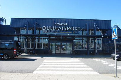 Oulun lentoaseman onnettomuusharjoituksen aikana voi näkyä savua–lentoaseman aluetta pyydetään välttämään keskiviikkona