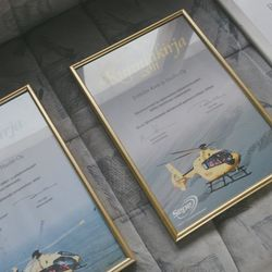 Jarmo Erkkilä Erkkilän Kone ja Huolto Oy:stä valittiin vuoden yksinyrittäjäksi.