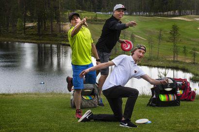 Nyt tulee uusi avaus golf-kentän tulevaisuudesta: frisbeegolffaajat haluaisivat kentän itselleen – muutamalla tonnilla siitä tulisi ammattilaisille kelpaava 18-väyläinen