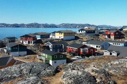 Luento kaupunginkirjastolla: Melkein itsenäinen Grönlanti