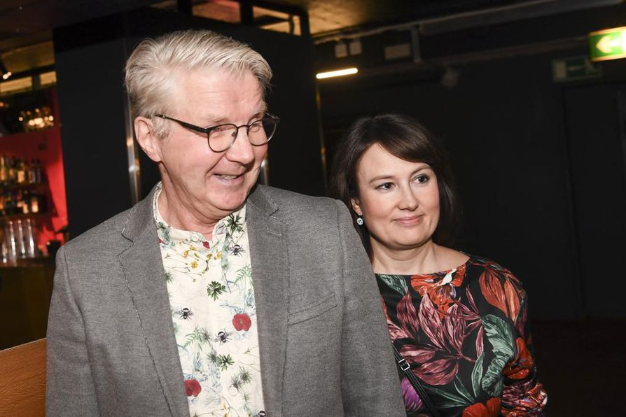Koomikkona tunnettu Pirkka-Pekka Petelius nousi eduskuntaan uutena kasvoja vihreiden listoilta Uudeltamaalta.