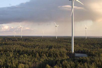 Lukijalta: Estäisikö tuulivoima veronkorotukset?