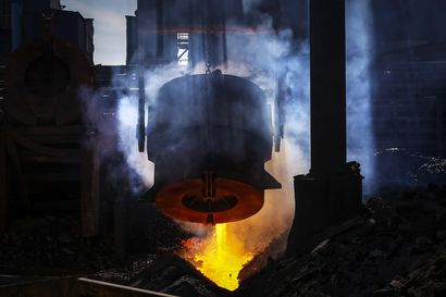 Tornion terästehtaan kierrätysmetalleista havaittu radioaktiivisuutta -  sateilylähteiden tarkka alkuperä ei ole tiedossa.