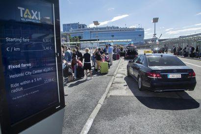 Taksimatkustajien luottamus halutaan palauttaa taksilain korjauksella – Taksimatkan hinnat ovat paikoin nousseet ja syrjäseuduilla palvelu on heikentynyt