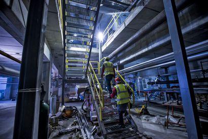 SSAB palkkaa Raahen tehtaalle tänäkin vuonna noin 600 kesälomittajaa
