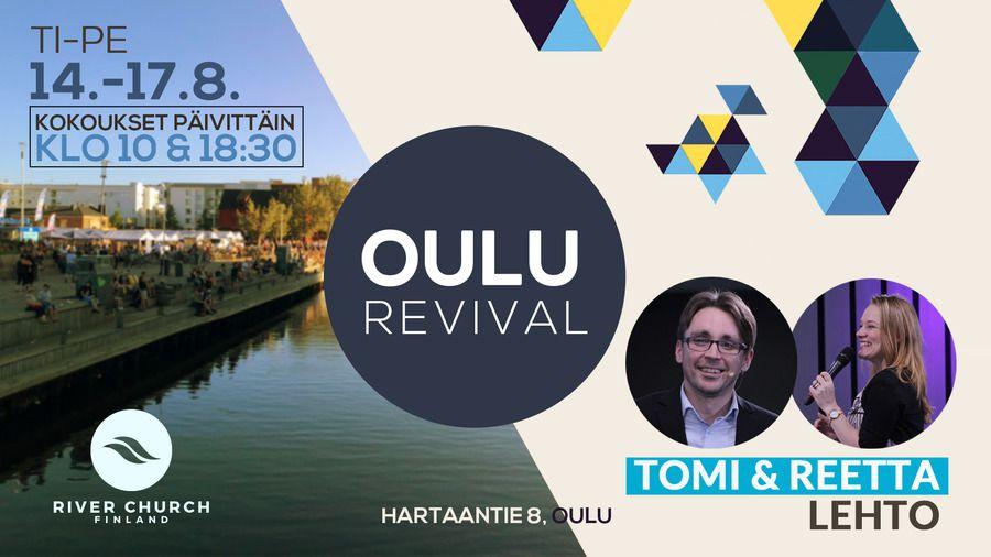 Tapahtumat Oulu Tänään