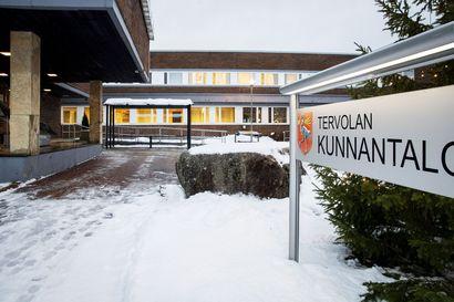 Tervolan kunta kiittää henkilöstöä koronavuodesta ja korottaa etusetelin arvoa