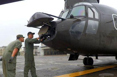 Kiina suuttui miljardien asekaupoista Taiwanille – asettaa pakotteita amerikkalaisille asejäteille