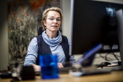 Ulla-Kirsikka Vainio esittää: Yksityisteiden hoidossa ensi talvi vanhoin säännöin