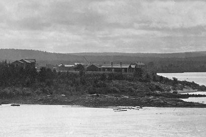Onko punainen tupa Ounaskosken sillan pielessä yksi Rovaniemen kaikkein vanhimpia rakennuksia? Timo Heiskari sukelsi Lukkariniemen historiaan vanhojen asiakirjojen ja kuvien kautta – vuosien varrelta löytyi niin rettelöivä lukkari kuin traaginen perhesurma