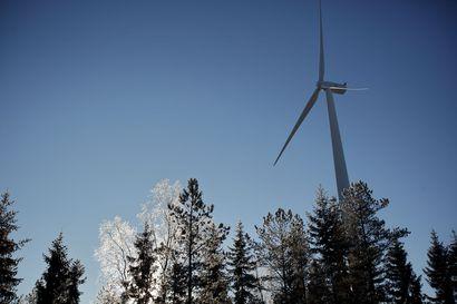 Simo on Lapin suurin tuulivoimalakunta – Kunnat saivat tuulivoimaloista 2,6 miljoonaa euroa kiinteistöverotuloja
