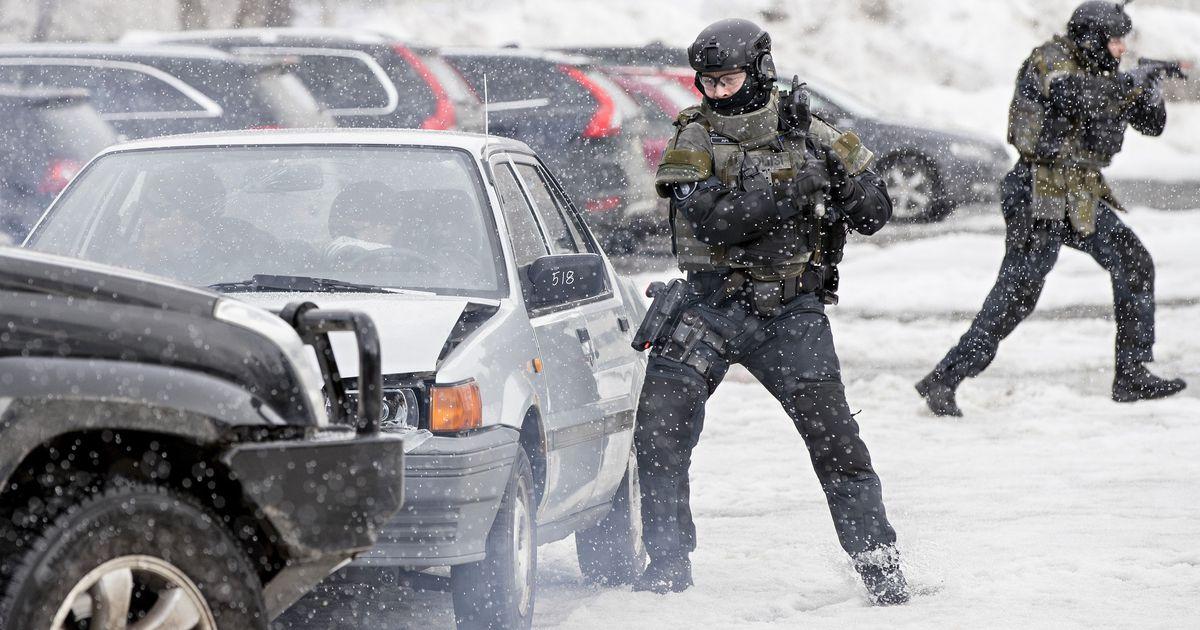 Oulu Poliisilaitos