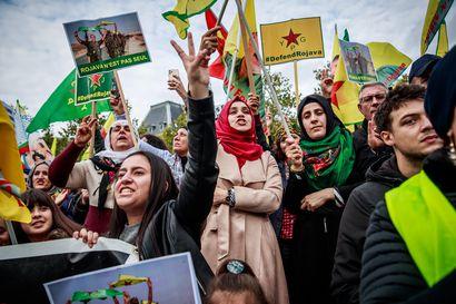 Sisäministeri Ohisalon pyytämä selvitys poliisin toiminnasta valmistuu vielä tämän viikon aikana – Tämä kaikki Turkki-mielenosoituksen tapahtumista tiedetään nyt