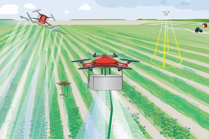 Maatalousyrittäjien elämä on jo nyt täynnä teknologiaa, älyratkaisuja ja robotiikkaa – Mitä kaikkea se voisi olla tulevaisuudessa?