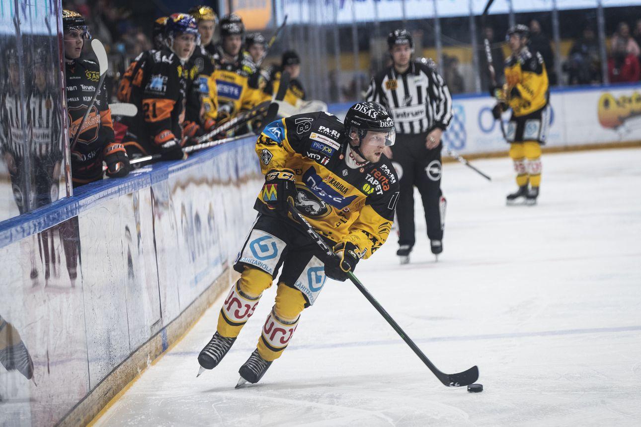 Nyt se vahvistui: Jääkiekkoliiga jää koronatauolle – kaikki ottelut peruttu yli kahden viikon ajalta