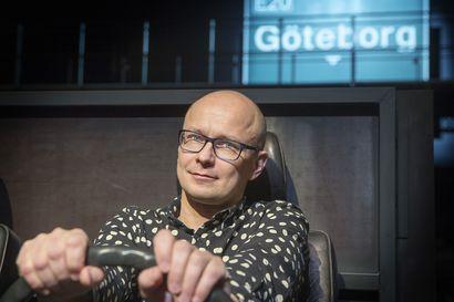 """Mitä kuuluu, Mika Ronkainen? """"Suomen Elokuvasäätiö näkyi myöntäneen juuri tällä viikolla tuotantotuen tv-sarjallemme"""""""